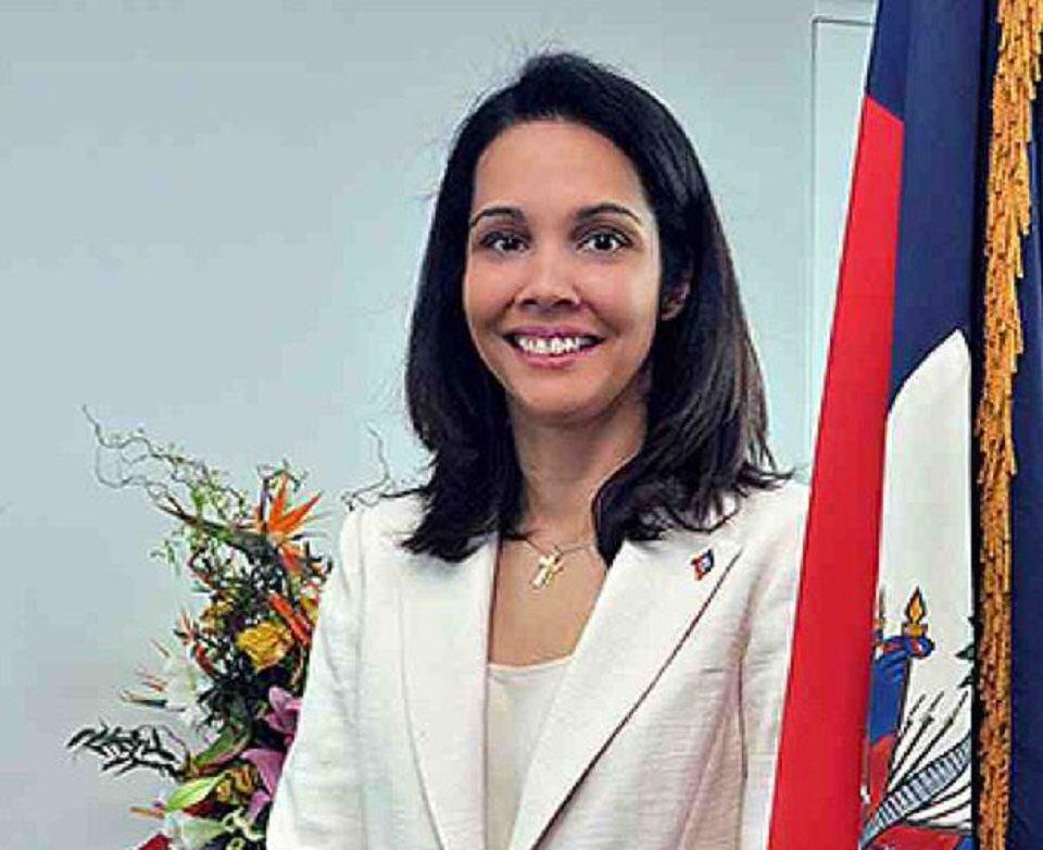 Vanessa Lamothe Matignon, Ex-ambassadeur de la République d'Haïti en France
