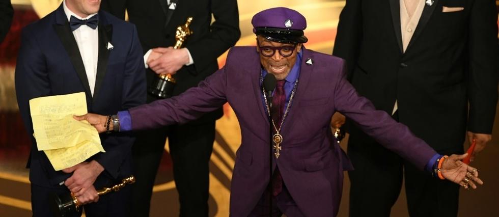 Premier Oscar pour Spike Lee, la revanche de l'oublié d'Hollywood