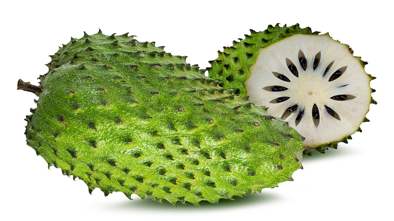 The soursop is a favourite among Jamaicans. (PHOTOS: iStock)