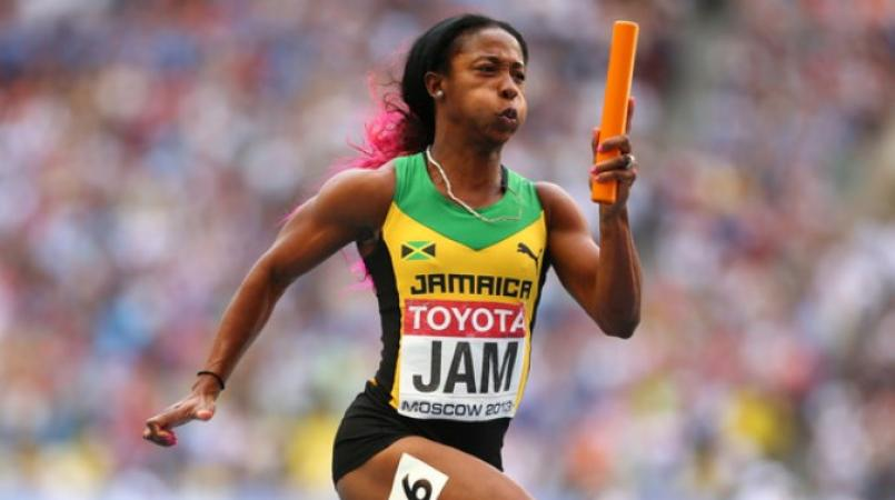 Shelly-Ann Fraser-Pryce (file photo)