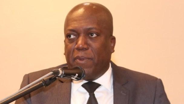 Le ministre de la Justice, Jean Roudy Aly./Photo-source: Vant Bef Info