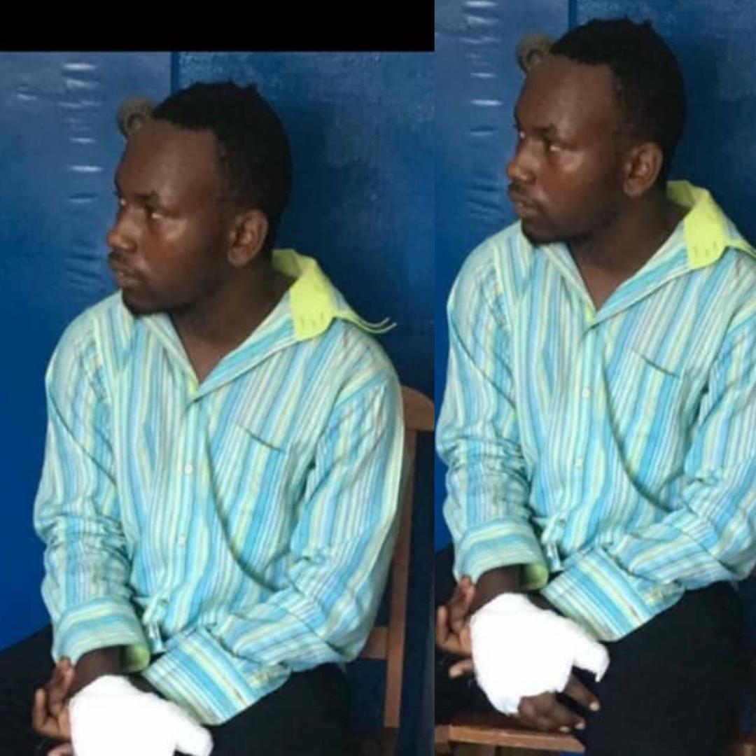 Emmanuel Ulysse alias « Bawon »