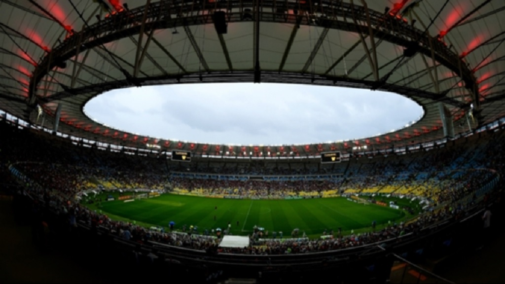 Flamengo's Maracana Stadium home.