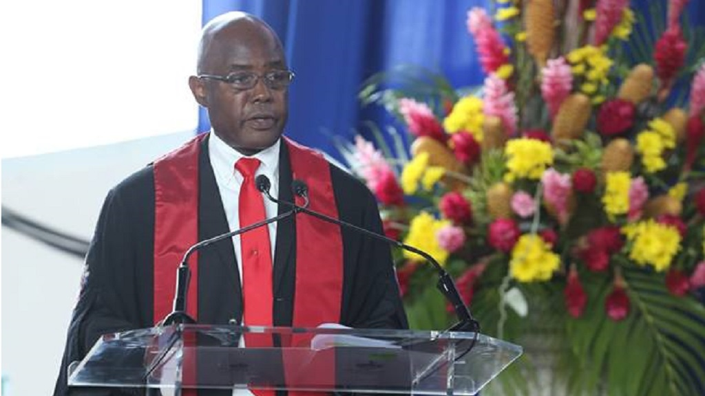 Photo: Richard Saunders passed away from medical complications while swimming in Maqueripe on February 10, 2019. Saunders was the former campus registrar of UWI St Augustine and Managing Director of TT Post.