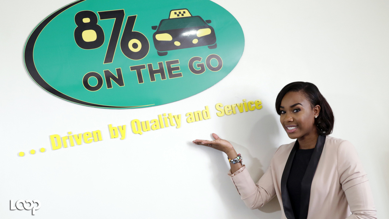 Olivia Lindsay, CEO of 876 on the Go.