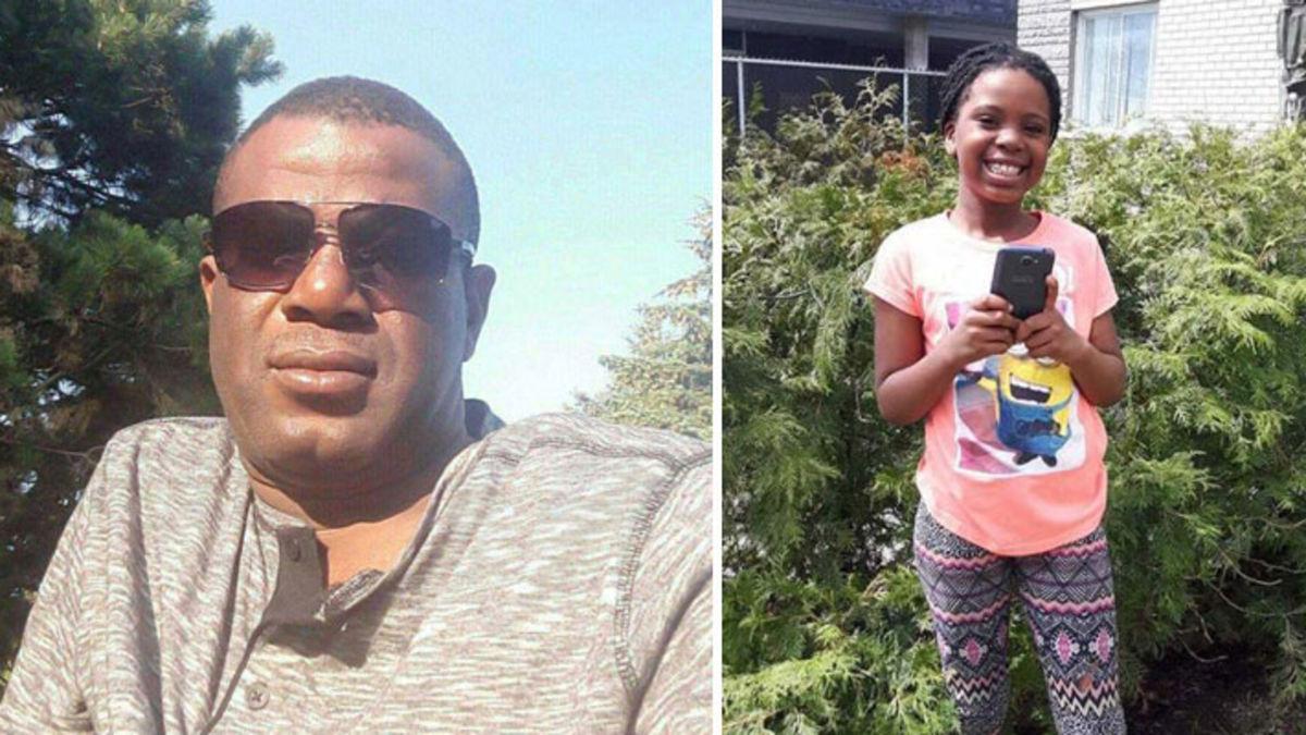 Un père et sa fille déportés vers Haïti malgré les violentes manifestations | TVA Nouvelle