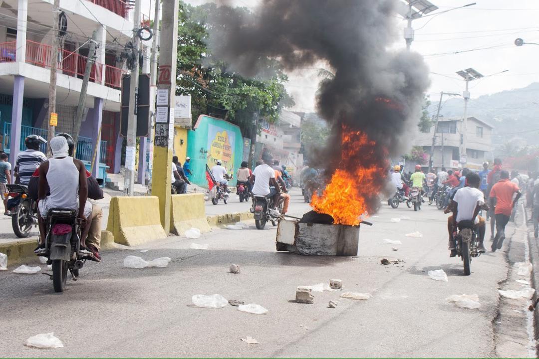 Cette photo, prise à Port-au-Prince, hier 7 février, sert uniquement d'illustration à cet article