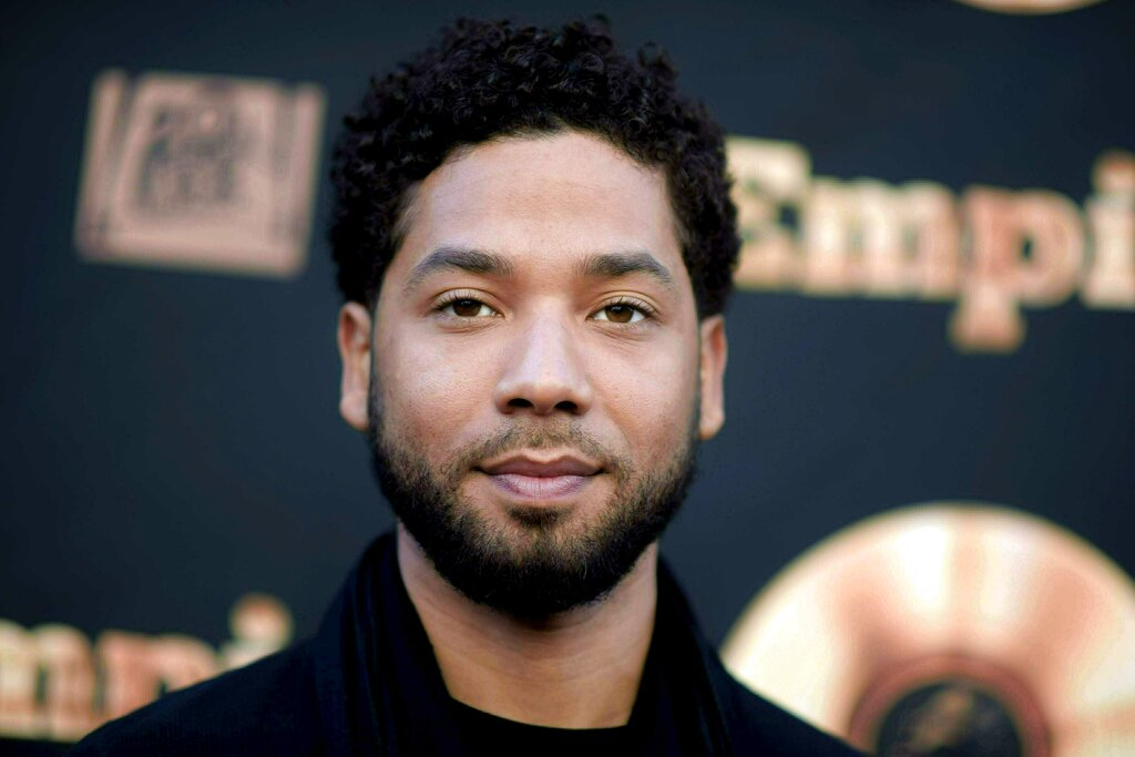 "In this May 20, 2016 file photo, actor and singer Jussie Smollett attends the ""Empire"" FYC Event in Los Angeles.