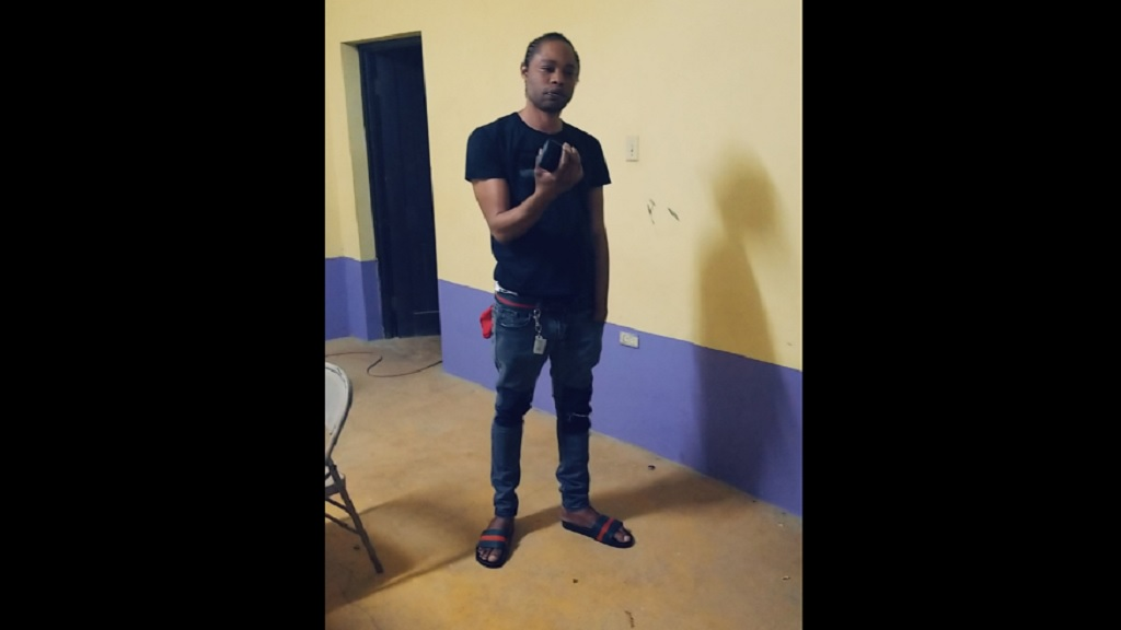Keyon Wellington, one of  two men who were shot dead by the police in an alleged confrontation in Belmont, St James on Tuesday afternoon.