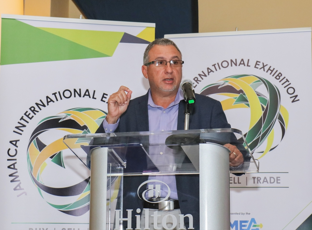President of the Jamaica Manufacturers and Exporters Association (JMEA) Metry Seaga.