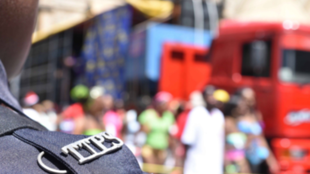 Photo via Twitter, Trinidad and Tobago Police Service.