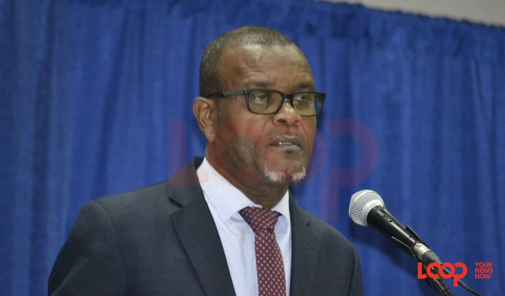 Minister in the Ministry of Transport, Works and Maintenance Peter Phillips