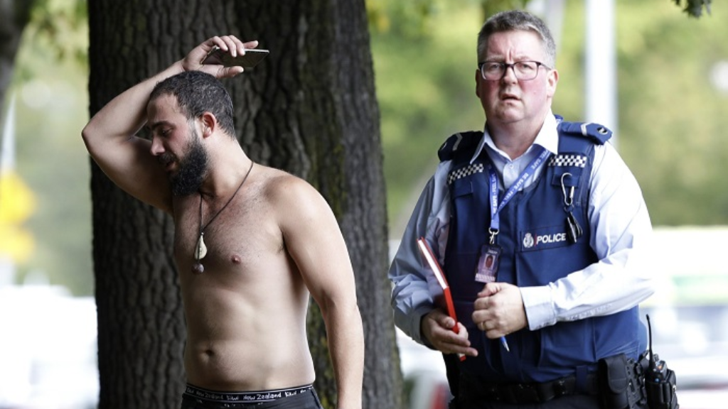 Mosque gunman who killed 49 ile ilgili görsel sonucu