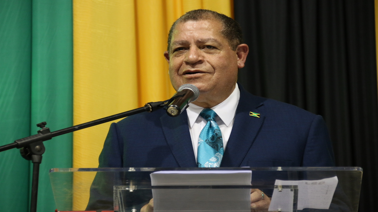Agriculture Minister Audley Shaw says companies are approaching him to farm on government lands.