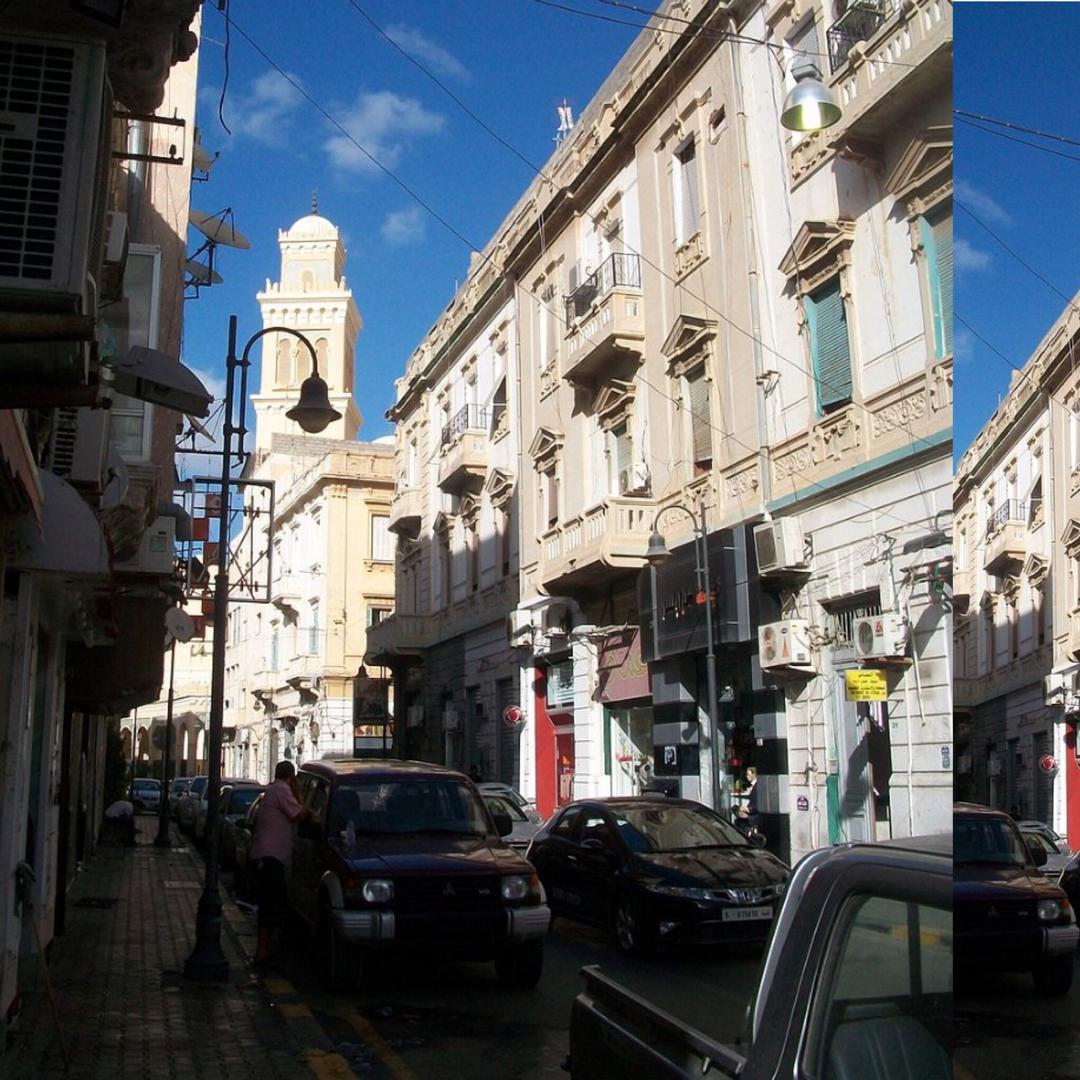 File:Haiti Street Tripoli Libya.JPG/ Source: Wikimedia