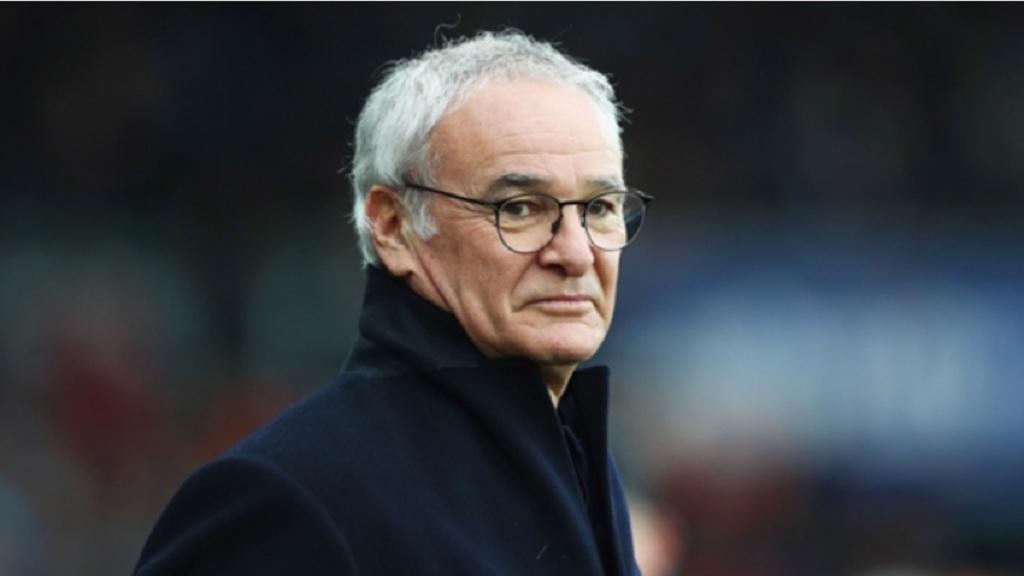 Claudio Ranieri, who has been named the new Roma head coach.