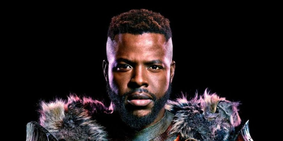 Winston Duke invited to join Motion Picture Academy