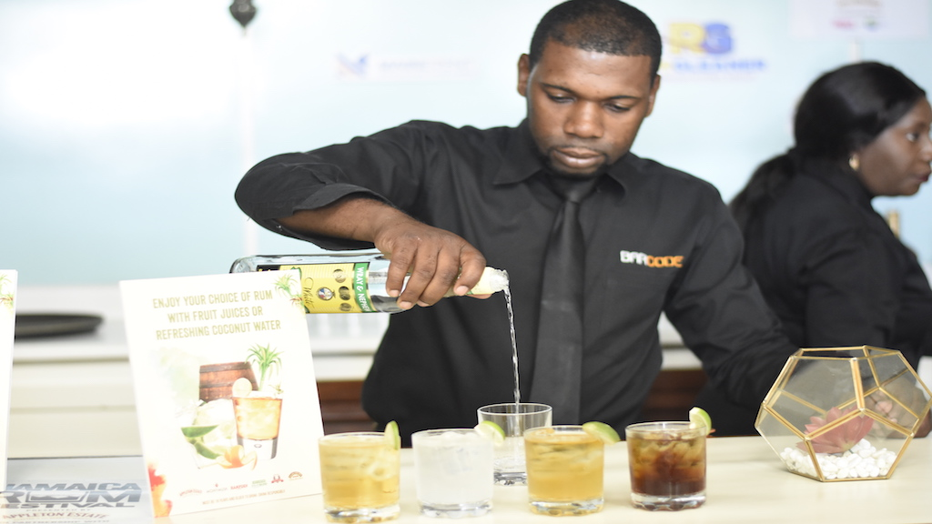 The Jamaica Rum Festival is this weekend.