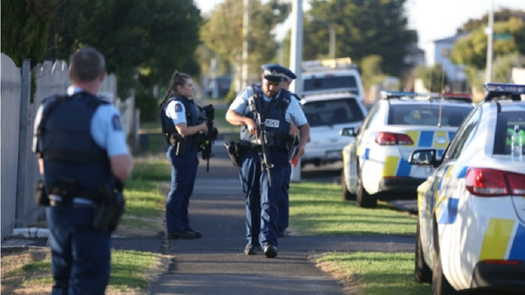 Several dead in New Zealand mosque shooting Photogallery