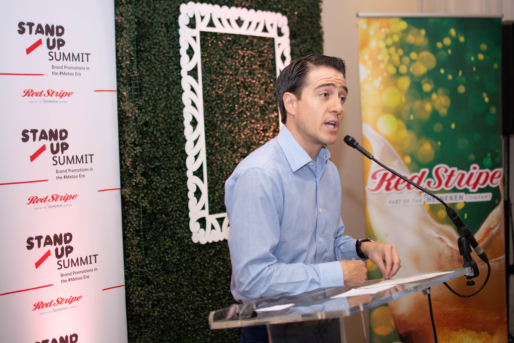 Red Stripe Managing Director Ricardo Nuncio said going forward the company will adjust the uniforms of brand promoters, which will be diversified in an effort to establish gender neutrality.