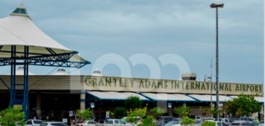 (File Photo) Grantley Adams International Airport.
