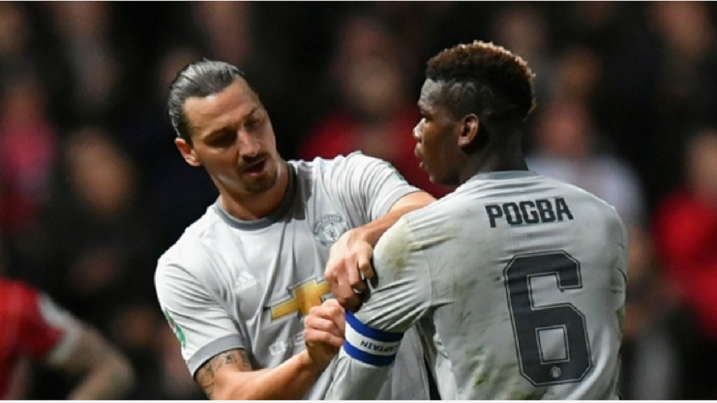 Zlatan Ibrahimovic has backed Paul Pogba and Marcus Rashford to help Manchester United find a new identity.
