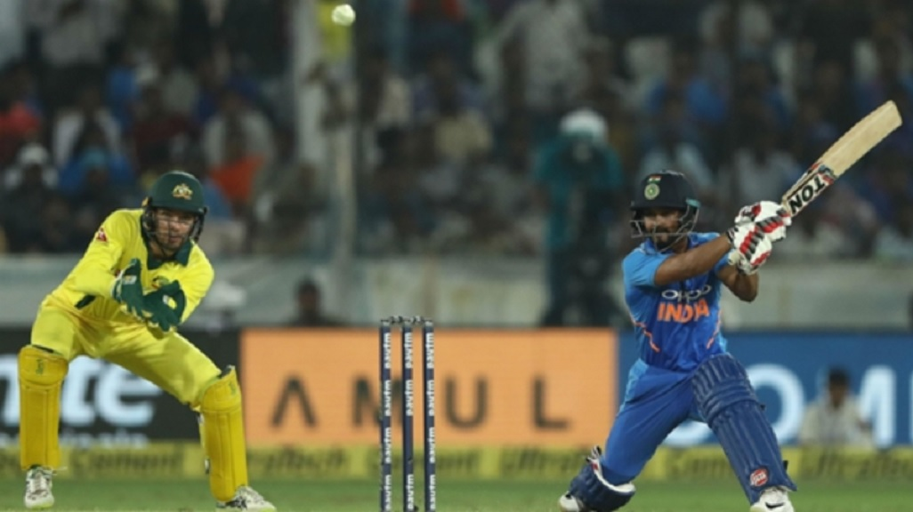 India all-rounder Kedar Jadhav.