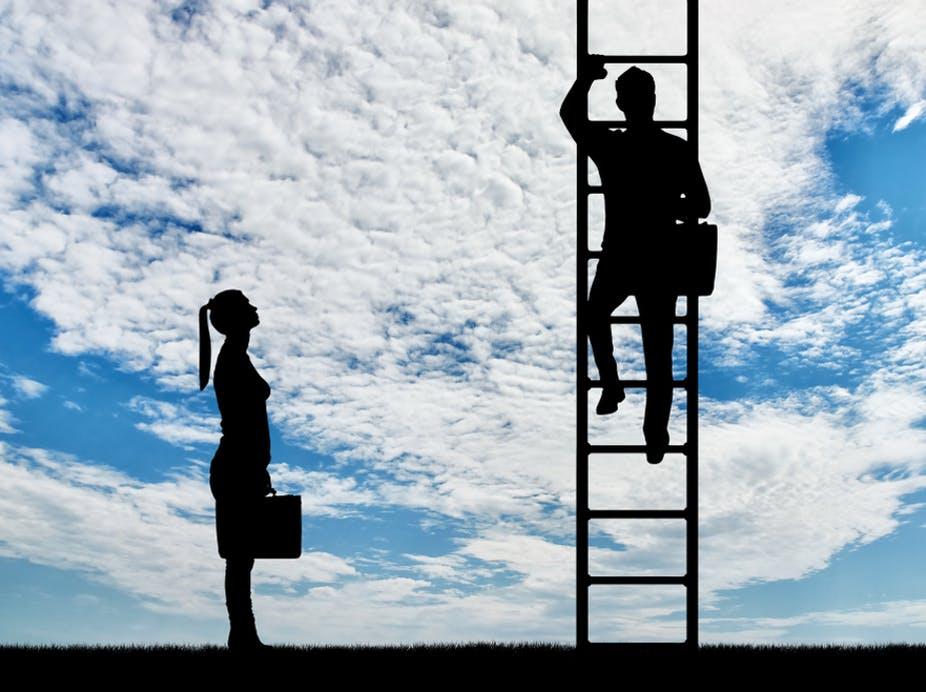 En 2017, la réduction des écarts de rémunération hommes-femmes a connu un coup d'arrêt au niveau mondial. Prazis Images / Shutterstock