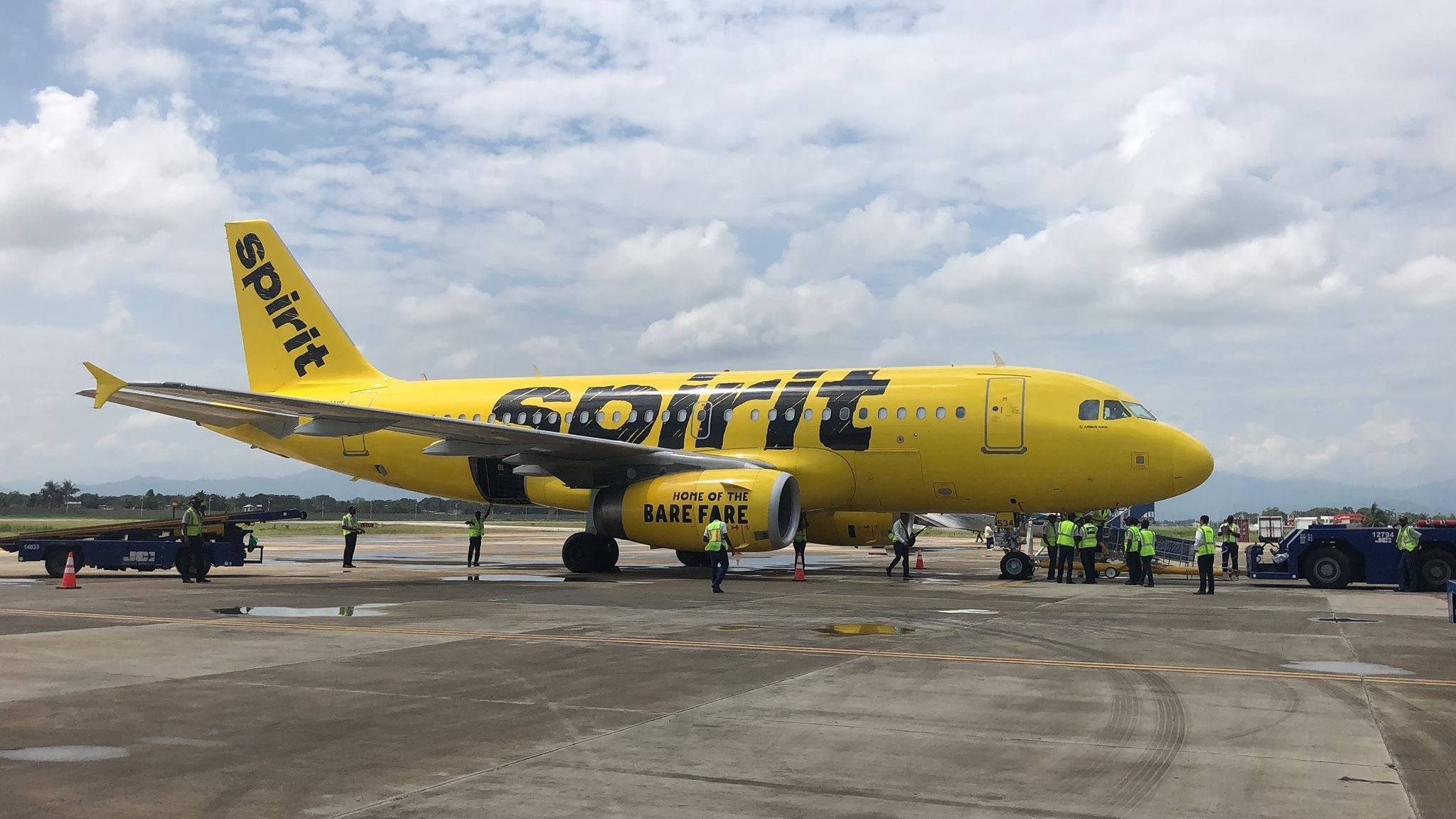 La compagnie aérienne Spirit coupera, en juin 2018, la liaison Fort-Lauderdale-Cap-Haitien.