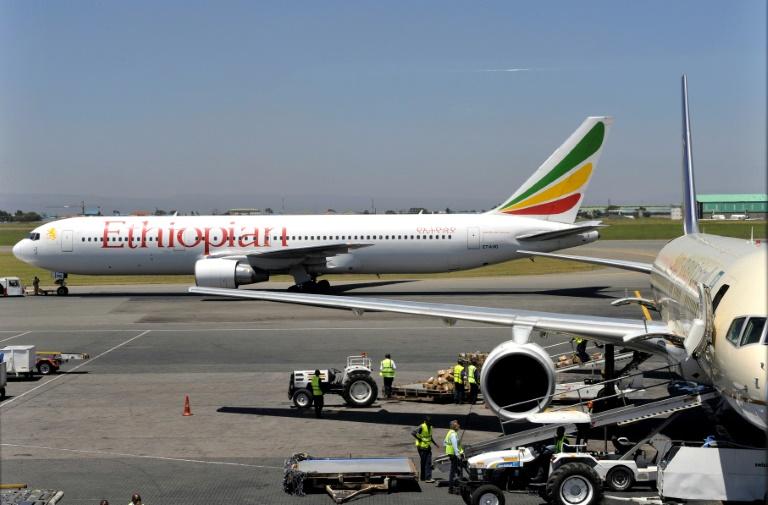 Un Boeing 737 d'Ethiopian Airlines, le 26 janvier 2010