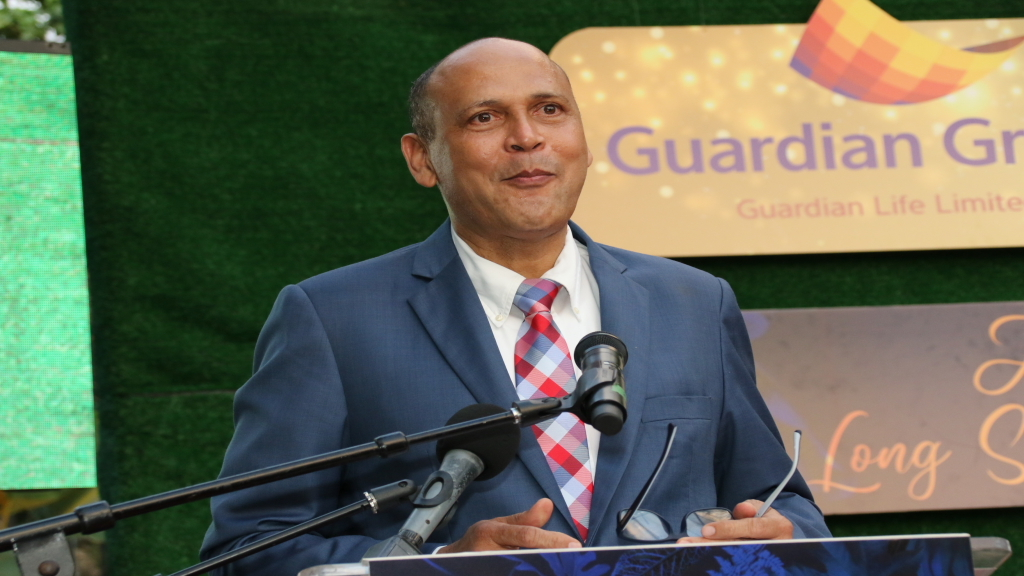 Guardian Life President Eric Hosin. (Photo: Llewellyn Wynter)