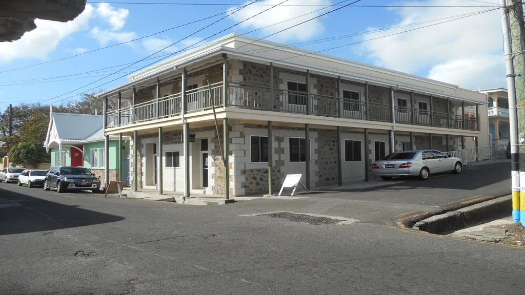 The Vieux-Fort Magistrates' Court