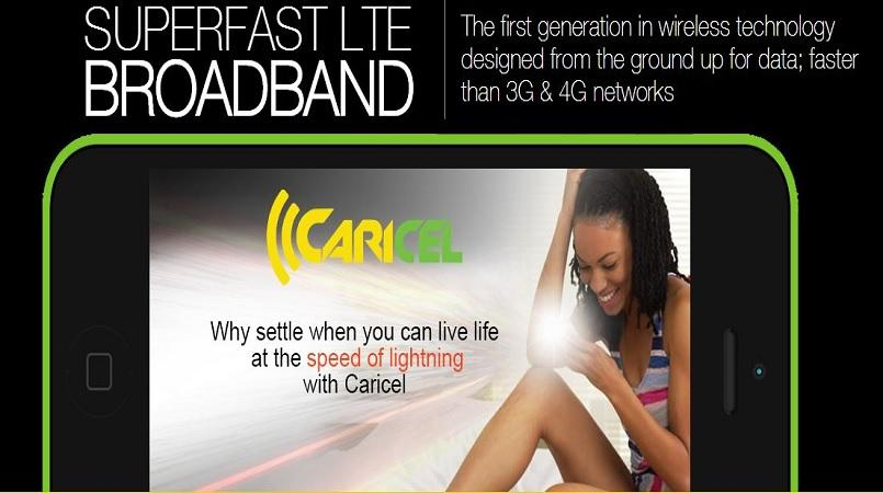 Caricel promotional material