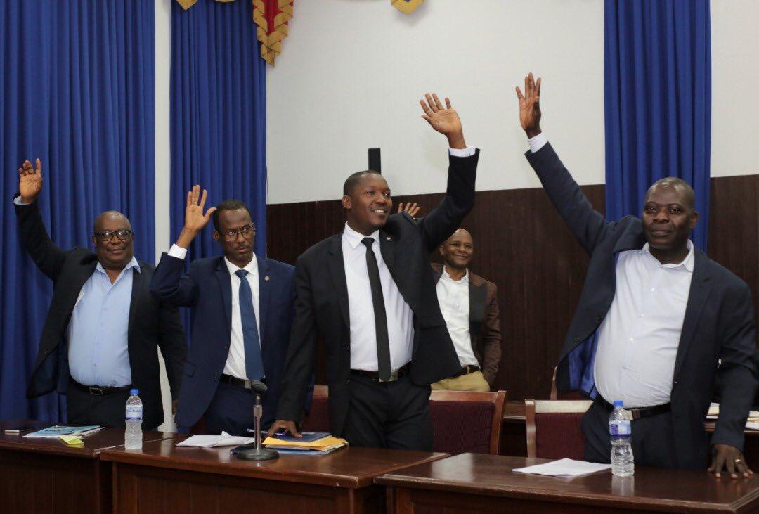 Le député Jean Robert Bossé appelle à bloquer la proposition de loi des députés sur le Salaire minimum