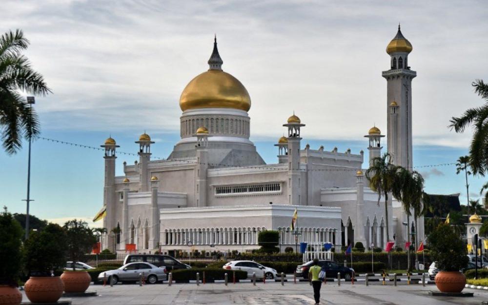 Le sultanat de Brunei prévoit de considérer l'homosexualité comme un crime à partir du 3 avril. AFP/Roslan Rahman