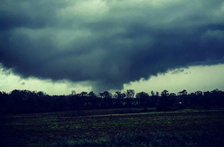 Une tornade à Dothan, en Alabama, le 3 mars 2019