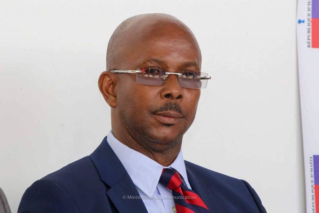 Le Premier ministre nommé, Jean Michel Lapin / Crédit : Ministère de la Communication