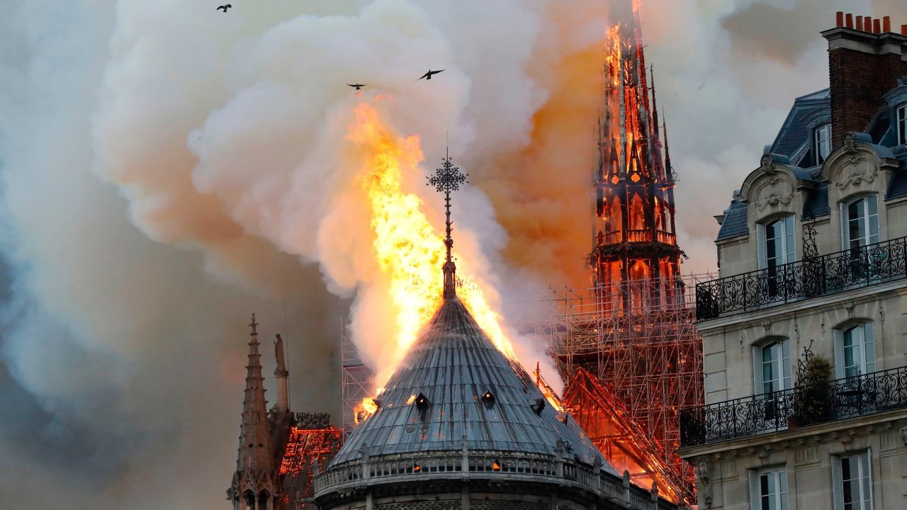Investigators think an electrical short-circuit most likely caused Notre Dame Cathedral fire.