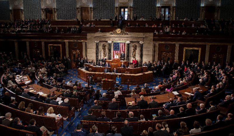 104 élus américains réclament des enquêtes sur le dossier Petrocaribe, les violations des droits de l'homme en Haïti / AFP