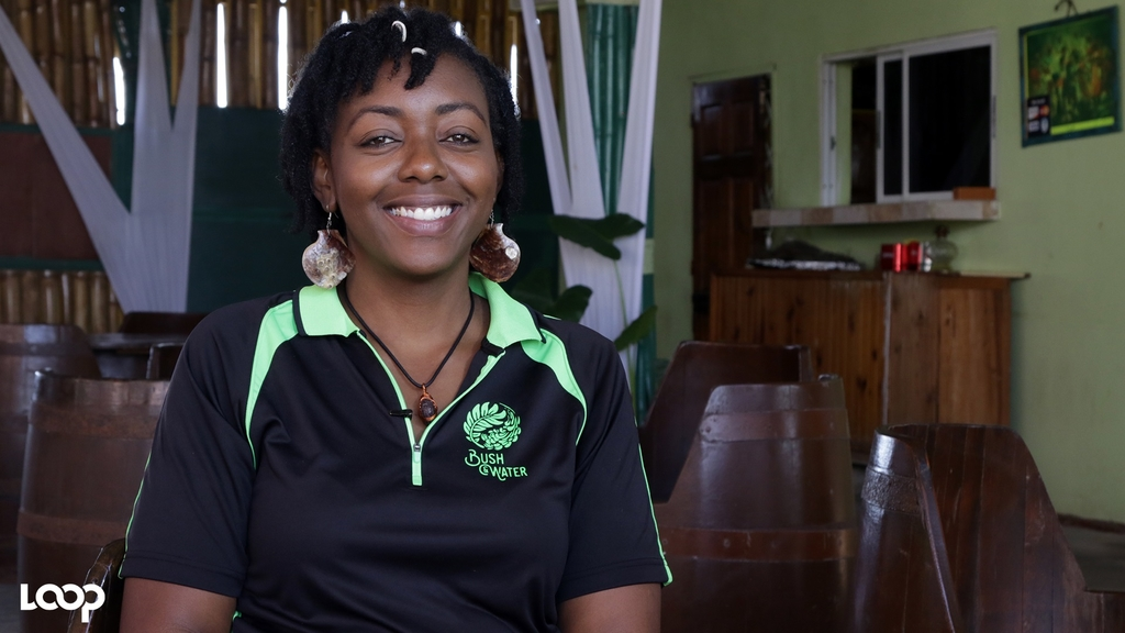 Ileshia Williams is seeking to change the perception of 'Back Road', a section of Port Henderson Road in Portmore, St Catherine with her vegan restaurant, Bush and Water.