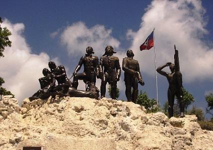 Monument des Héros de l'Indépendance d'Haiti / Vertières, Cap-Haïtien