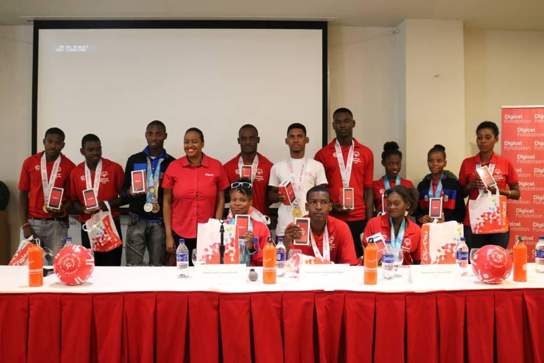 Les sportifs haïtiens ont glané 10 merdailles aux  mondiaux Specials Olympics Abu Dhabi