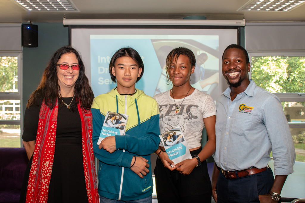Hyundai creates safe driving education programme for teen.
