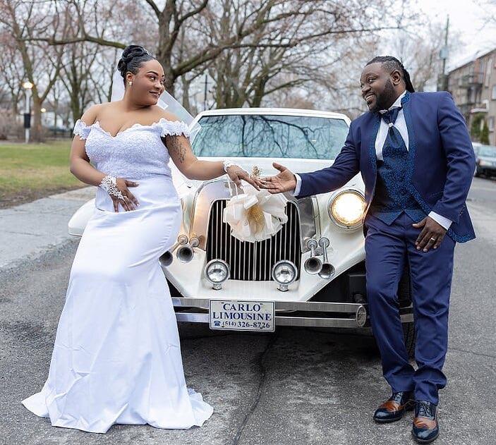 Toppy X et son épouse/ Photo : Instagram de Toppy X