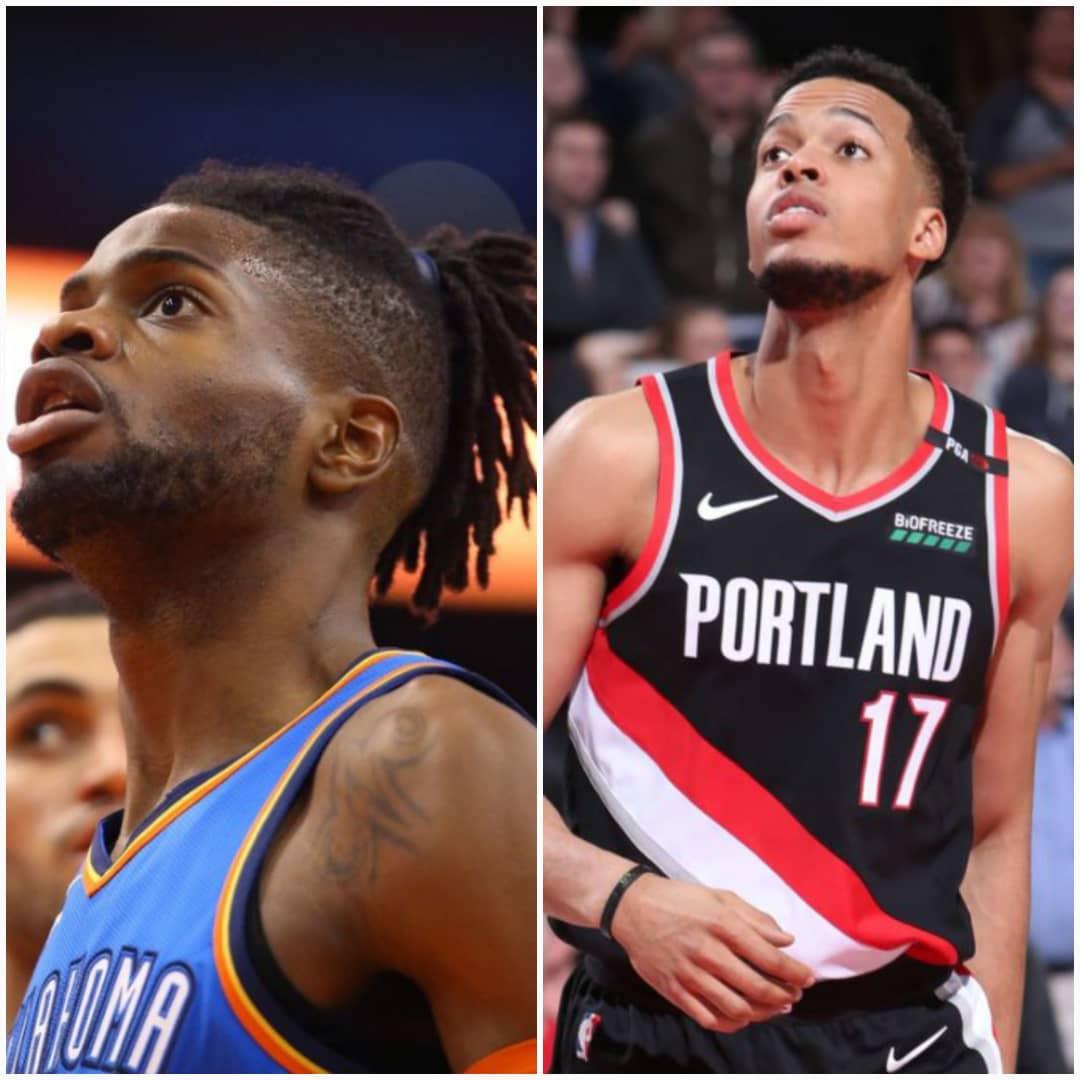 Les deux haitiens de la NBA Skal Labissière et Nerlens Noel vont s'affronter en Play-offs