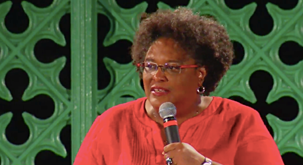 Prime Minister Mia Amor Mottley wants all Bajans to come home in the year 2020.