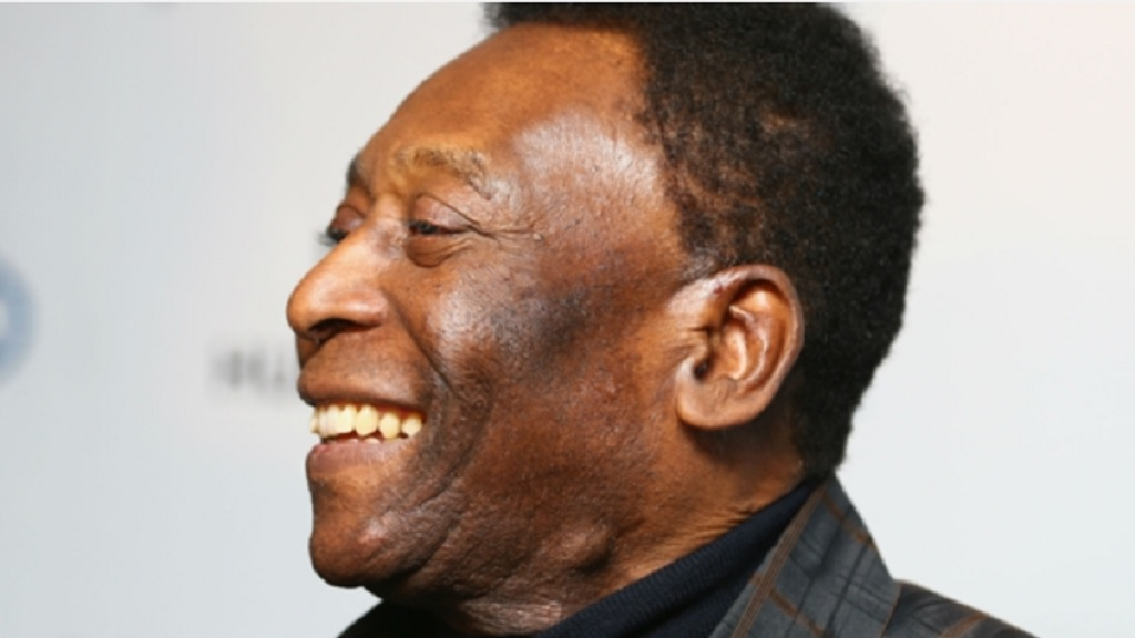 Brazil great Pele.