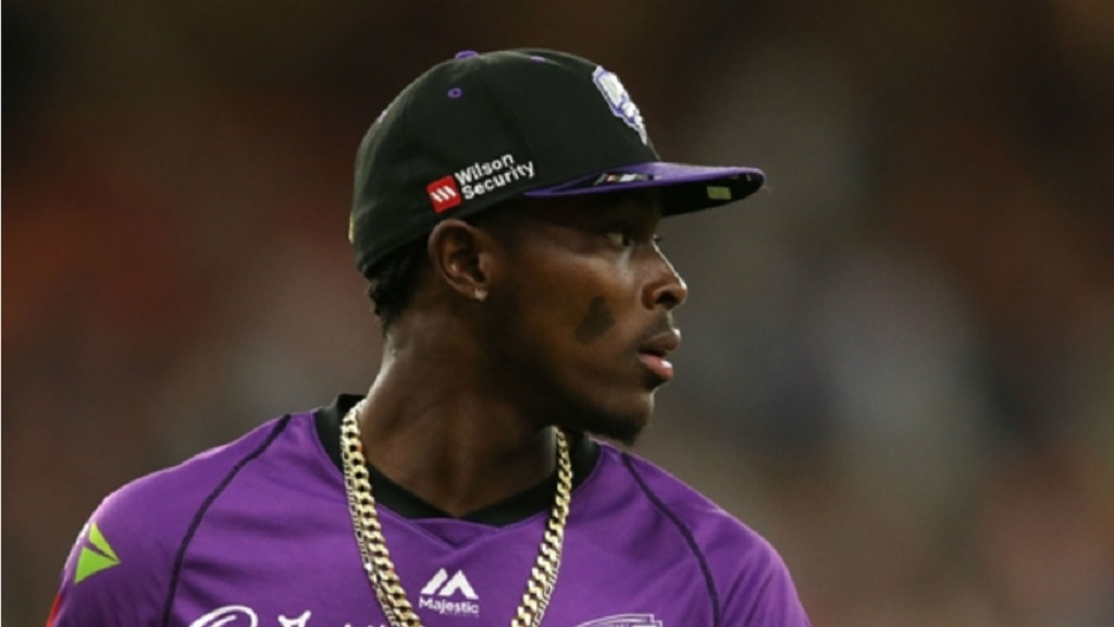 All-rounder Jofra Archer.