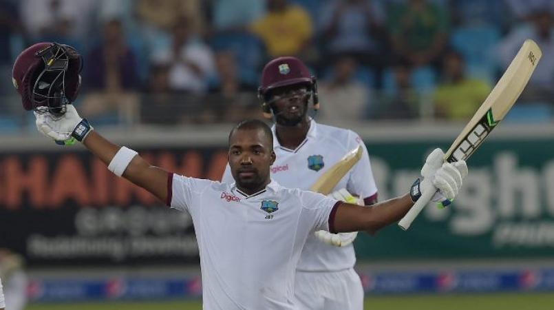 Darren Bravo is among four Trinis in the 15-man World Cup squad