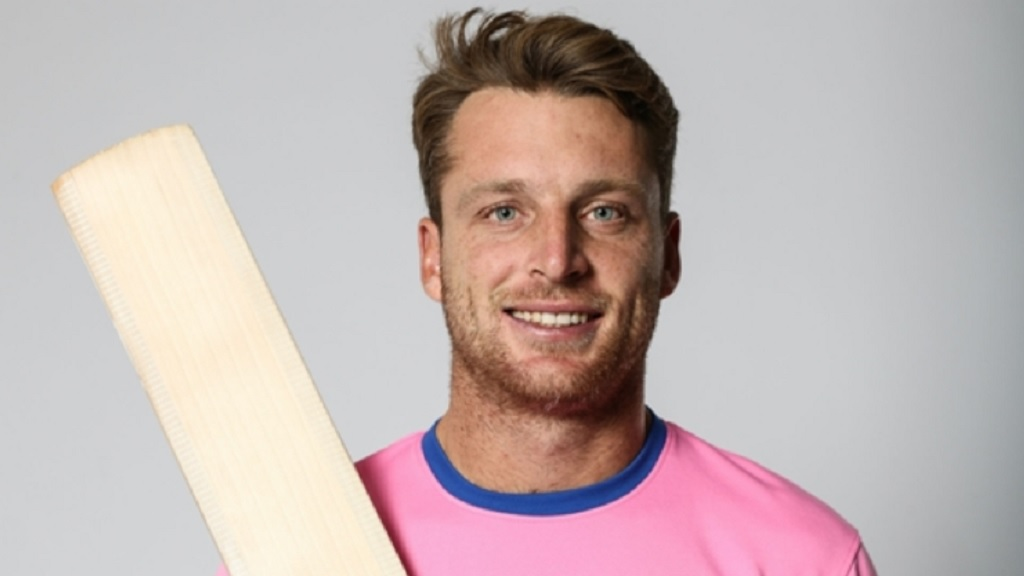 Jos Buttler of the Rajasthan Royals.